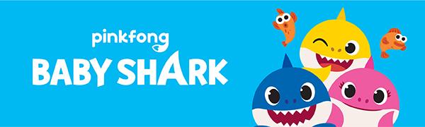Pinkfong Baby Shark Toddler Bedding