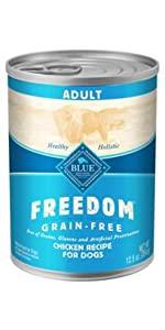 dog food; grain free dog food; wet dog food; canned dog food; grain free wet dog food, gluten free