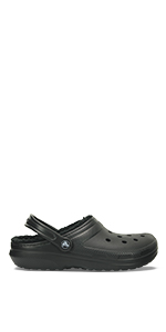 crocs, crocs lined clogs, lined clogs