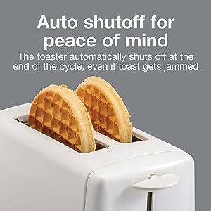 auto shutoff toaster