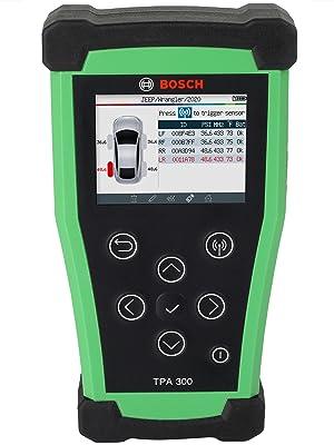Bosch 3934 TPA 300 TPMS OBD II Programming Tool ADS 325 625 OTC Encore Evolve OEM Aftermarket Sensor