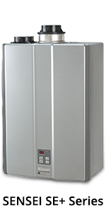 Rinnai RUC tankless water heater product image