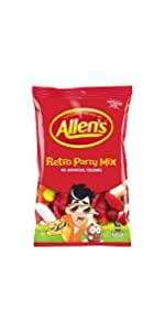 allens,lollies,part,mix,sweet,confectionery,bulk,snack,kids,allen's,nestle,lolly,retro