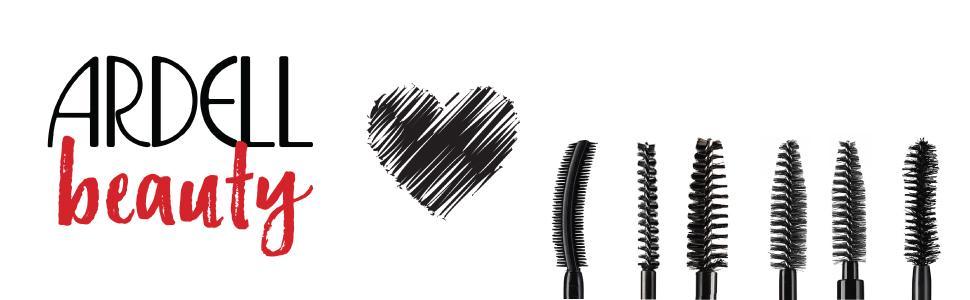 fe89f3a246c Ardell Beauty Splash Party Waterproof Mascara, Noir: Amazon.co.uk ...