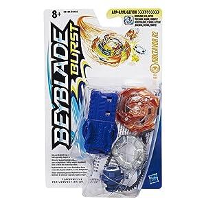 1 toupie + 1 lanceur C3179 Beyblade Burst Pack Starter Ifritor 2
