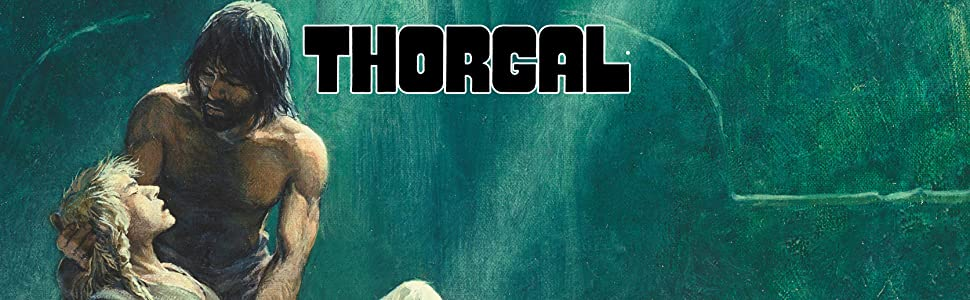 Thorgal - Tome 33 - Le Bateau-Sabre (French Edition)