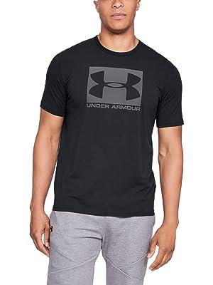 Camiseta para hombre con logotipo Under Armour Boxed Sportstyle