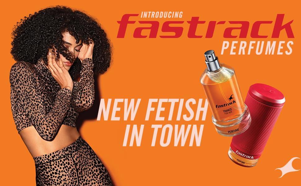 Fastrack Perfumes, Fragrances, EDP, Eau De Parfum, Perfume