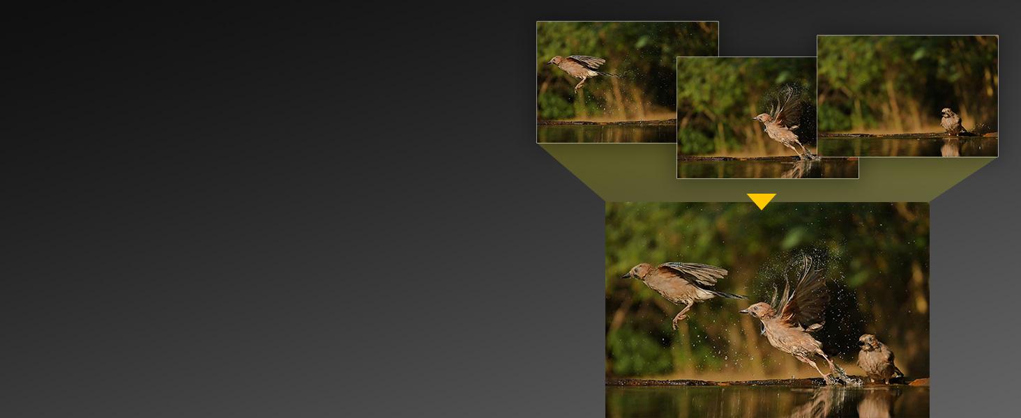 PANASONIC LUMIX LX100 II - 4K PHOTO Sequence Composition