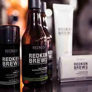 Redken Brews Shampoo Conditioner Body wash Mens Hair care