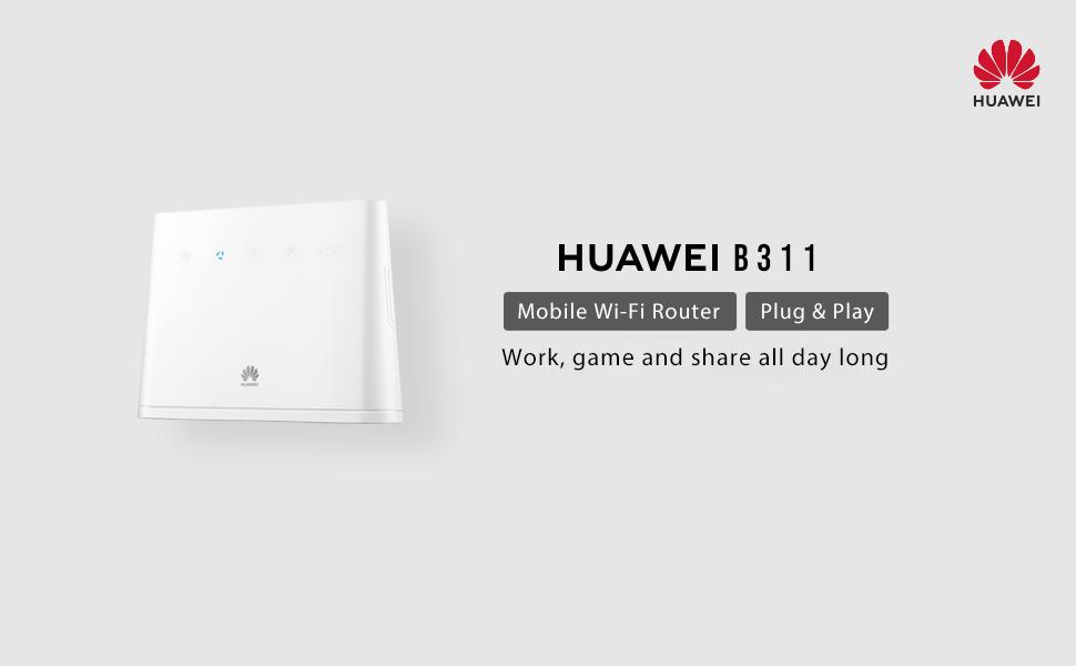 b311 white huawei