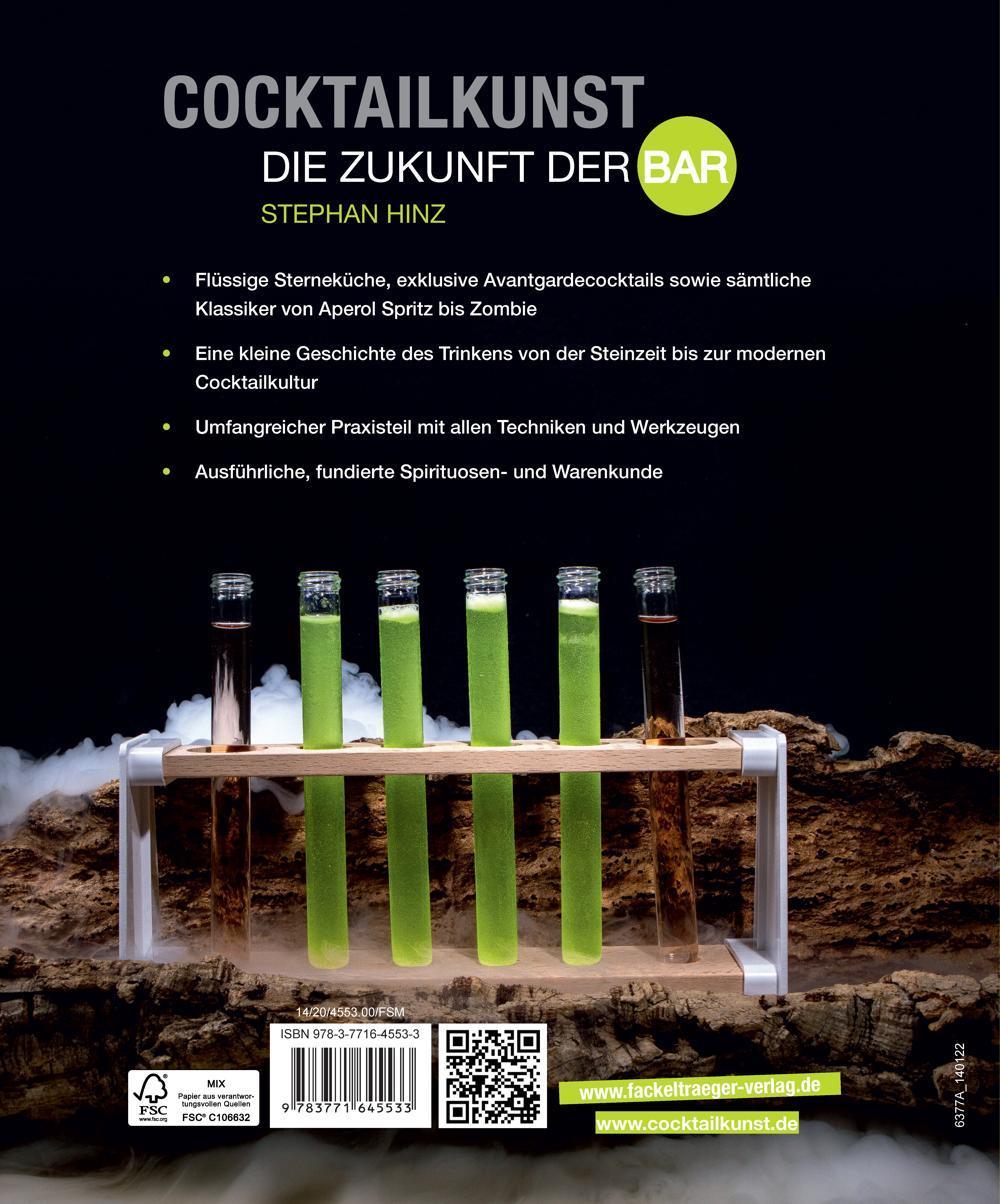Cocktailkunst - Die Zukunft der Bar: Amazon.de: Stephan Hinz: Bücher