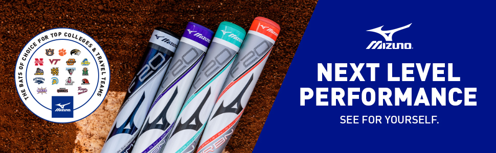 Amazon.com : Mizuno F20-Titanium Fastpitch Softball Bat ...