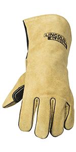 Heavy Duty Welding Gloves;