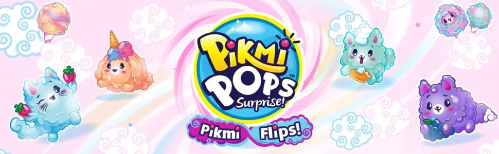 Amazon Com Pikmi Flips Reversible Scented Plush Toys Games