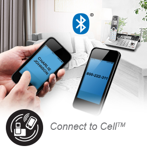 link to cell connect to mobile phone bluetooth