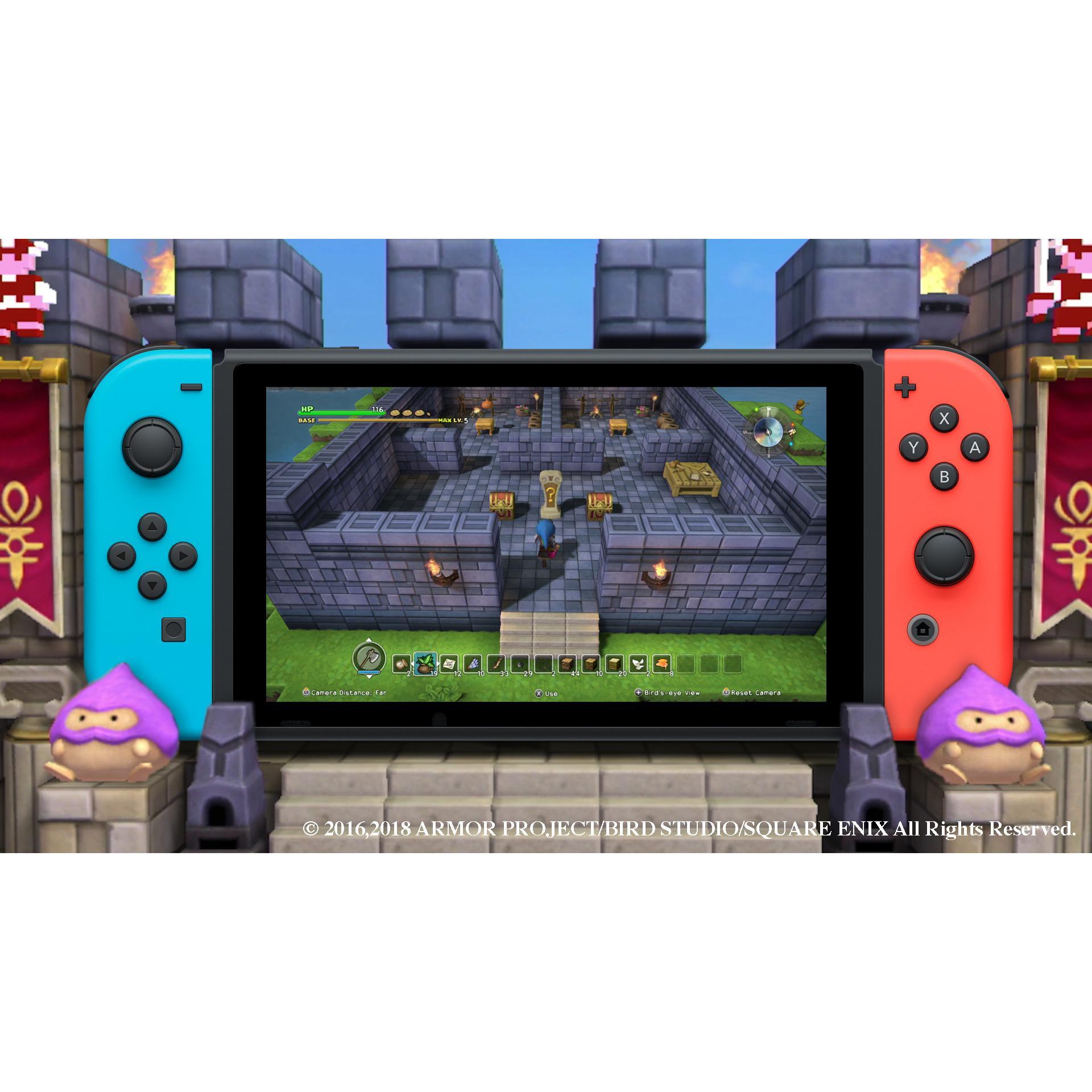 Amazon.com: Dragon Quest Builders - Nintendo Switch