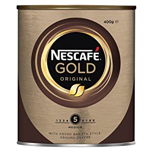 nescafe gold coffee original discover a richer taste barista style soluble roasted and ground 400g