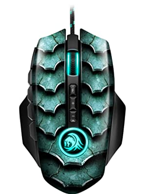 Sharkoon Drakonia Gaming Laser Mouse Computers Accessories