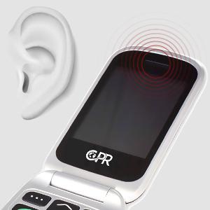 volume boost, flip phone, hearing aid, loud volume