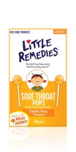 Amazon.com: Little Remedies Honey Pops Lollipop, Natural ...