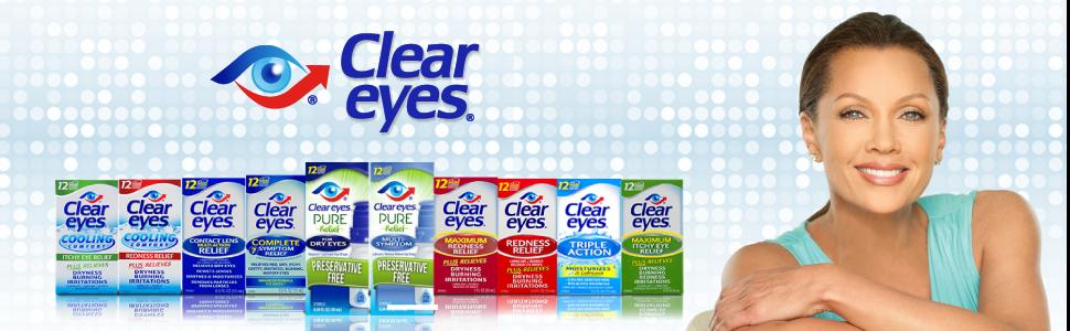 Clear Eyes | #1 Selling Brand of Eye Drops