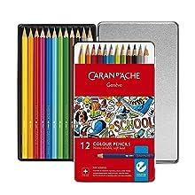 color pencil tin case