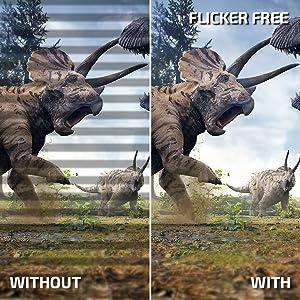 Flicker Free