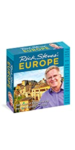 Rick Steves Page a Day Calendar