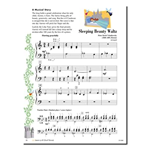 Piano Adventures Performance Book