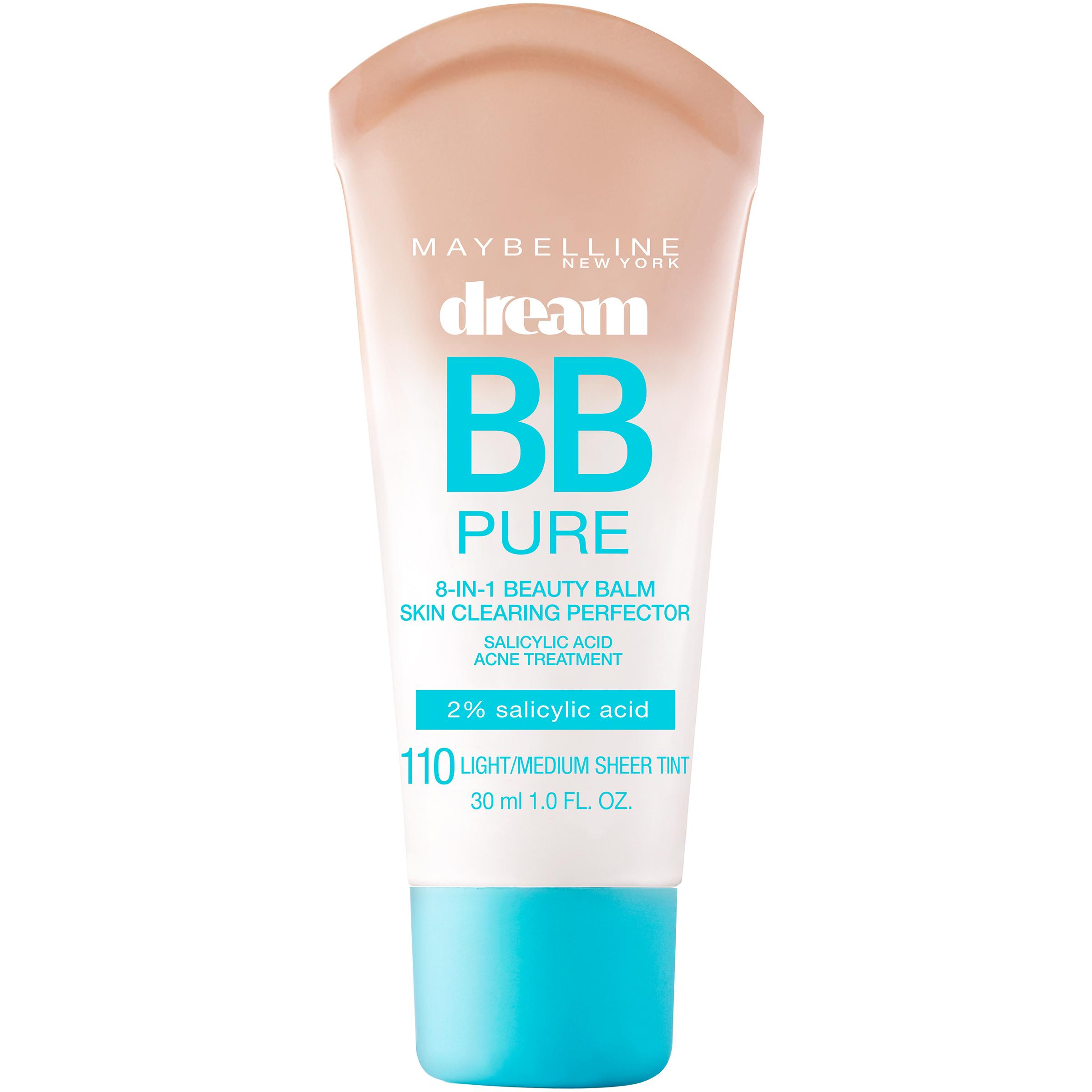 maybelline matte bb cream