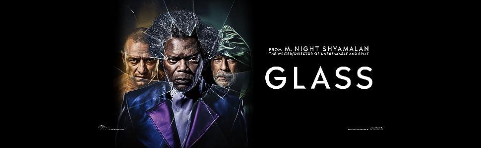 glass, movie, film, dvd, 4k film, action film, family film, unbreakable, split