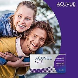 Acuvue Wochen- und Monatslinsen