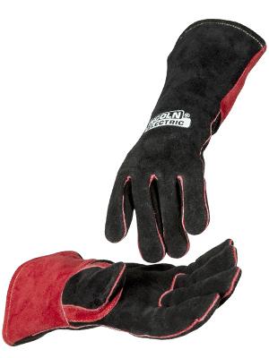 Welding Gloves Women; Female; Stick; Leather; Entry Level;