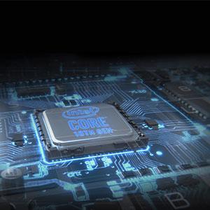 第10世代 インテル Core i7-1035G7 プロセッサー搭載