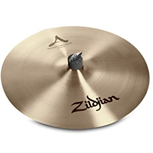 Zildjian, A Series, A Family, 16, medium thin, crash, cymbal, percussion, value, professional
