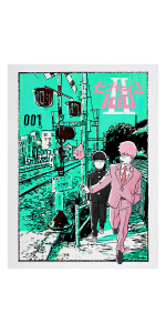 【Amazon.co.jp限定】モブサイコ100 Ⅱ vol.001 (初回仕様版/2枚組)(全巻購入特典: 全巻収納BOX引換えシリアルコード付)