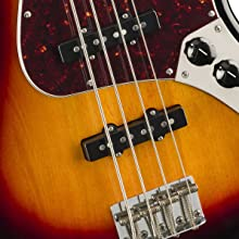 Fender-Designed Alnico Pickups
