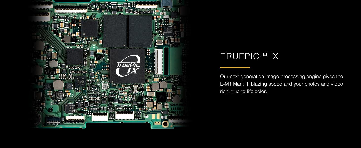 TruePic IX
