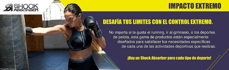 Shock Absorber Ultimate Run Bra Sujetador Deportivo para Mujer ...