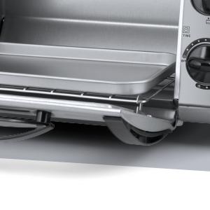 Orbegozo HO810A Mini Horno-Tostador multifunción, 800 W, 8 litros ...