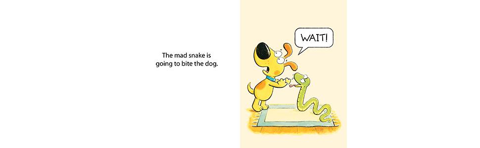 read aloud, humor, dogs, animals, beginning readers, early readers