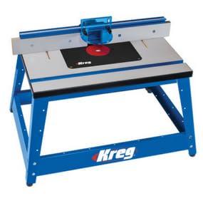 Amazon.com: Kreg PRS2100 contorneadora de mesa: Home Improvement
