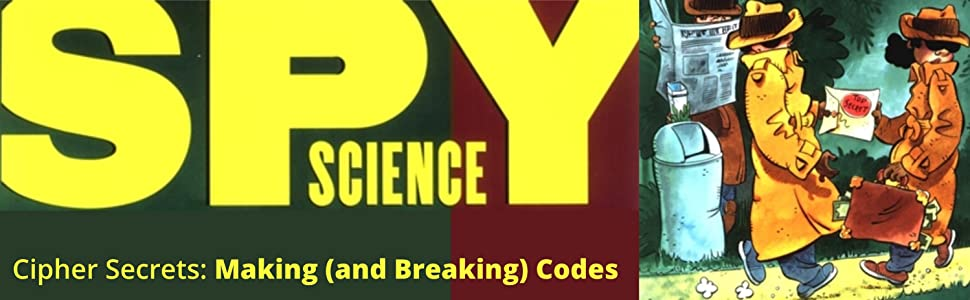 spy science, science for kids, kids science, ciphers, science experiments for kids