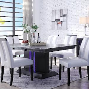 ACME Bernice Dining Table