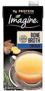 Imagine Organic Chicken Bone Broth