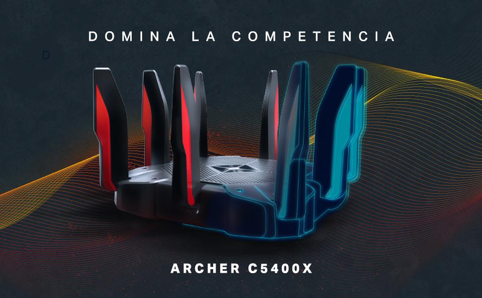 Archer C5400X