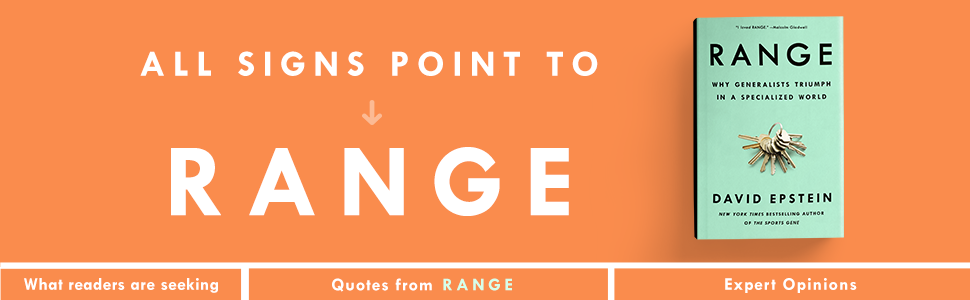 Range by David Epstein