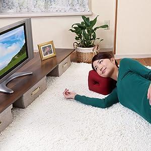 テレビ見ている イメージ画像