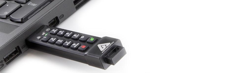 Cutting Edge Hardware-Encrypted USB 3.2 Flash Key Innovations